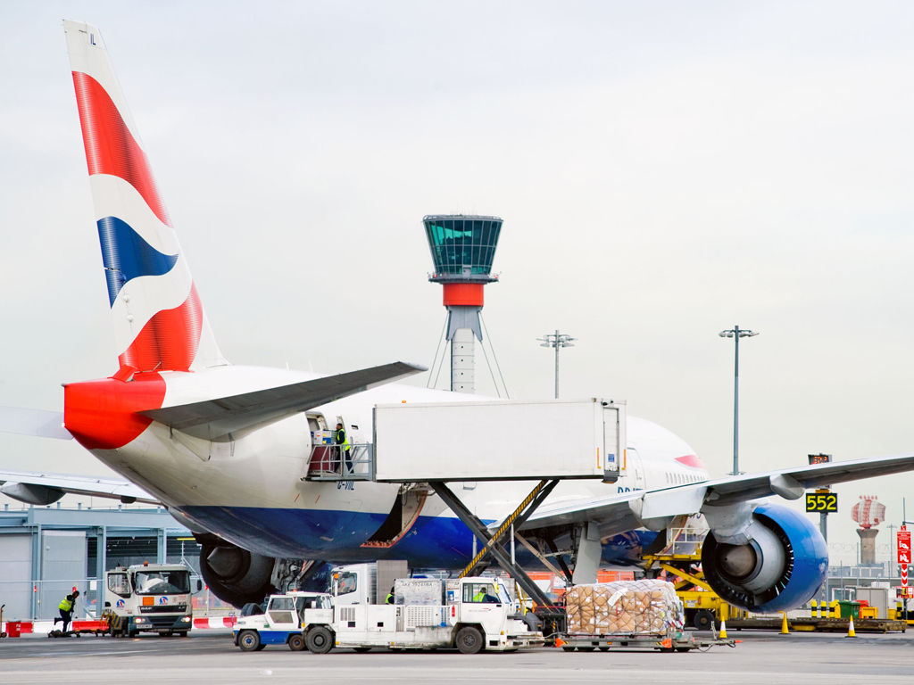 Siemens to equip air cargo facility at Heathrow - Times ...